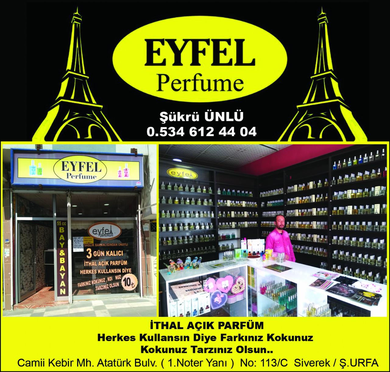 Eyfel Parfüm Siverek